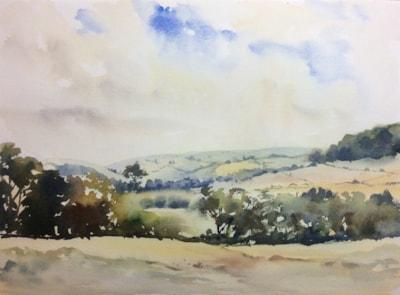 Landscape after Jack Merriott