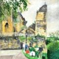 Knaresborough castle