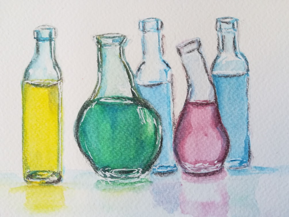 Bottles, Day 18