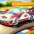 Martini  Porsche 911.