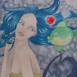 The Mermaid and the Fish.