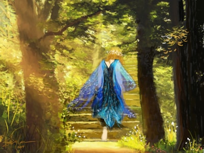 Morgana's Secret Woods