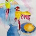 Two more parrots