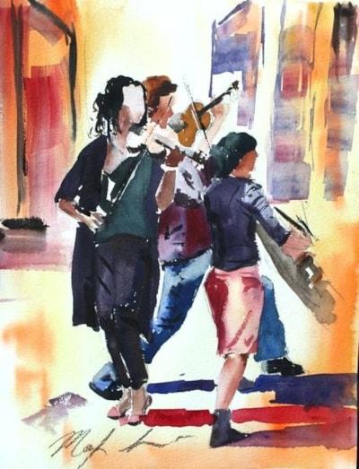 Covent Garden Trio