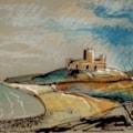 Bamburgh Castle - For Fiona