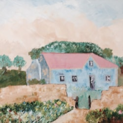 Derelict house Foz Portugal