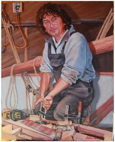 Jeremy the Boatbuilder