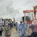 AT Holbury Steam Fair