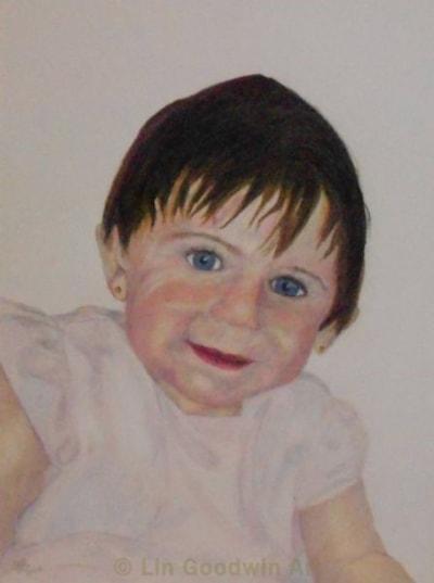 Portrait of Maddison