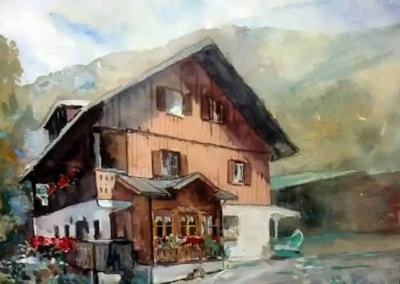 Austrian Chalet