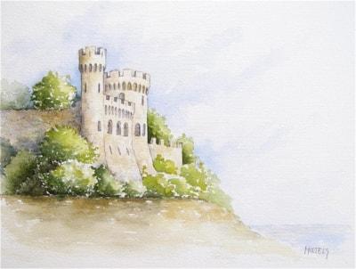 Lloret-de-Mar Castle (Spain)