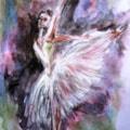 A Degas Pose....