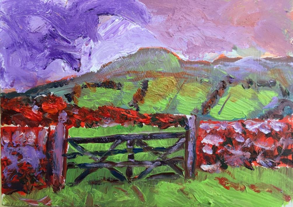 Shuttlingsloe the gate