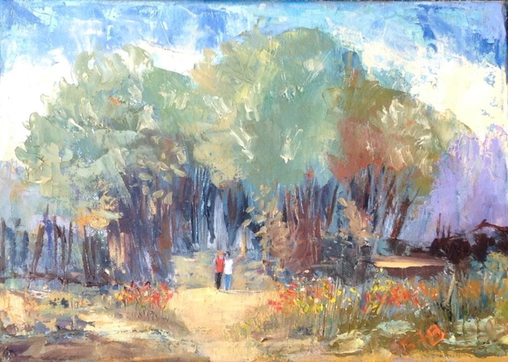 A Walk Through The Glade ( Rejigged)