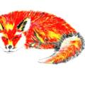 Sleeping Fox (1)