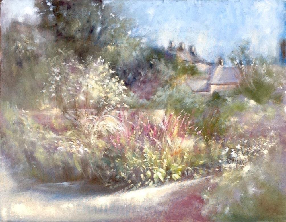 In the Bog Garden, Howick