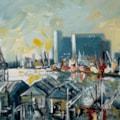 Barry Docks, Early Sunrise.