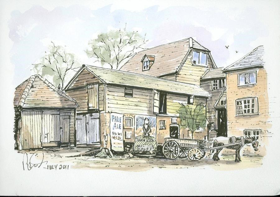Bridge Mill c1930
