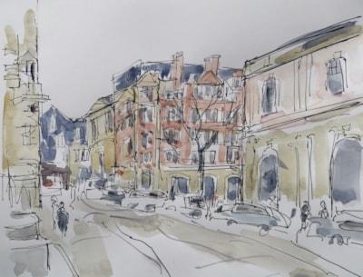 St Anne's Square M/C