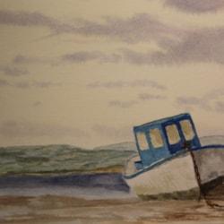 Morecambe boat
