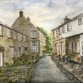 Burford Street - Pen and Wash August Project