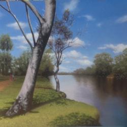 Swan River, Perth. Western Australia