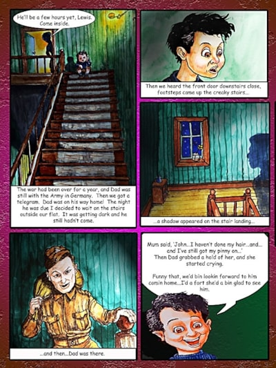Growing up in London-Page 4