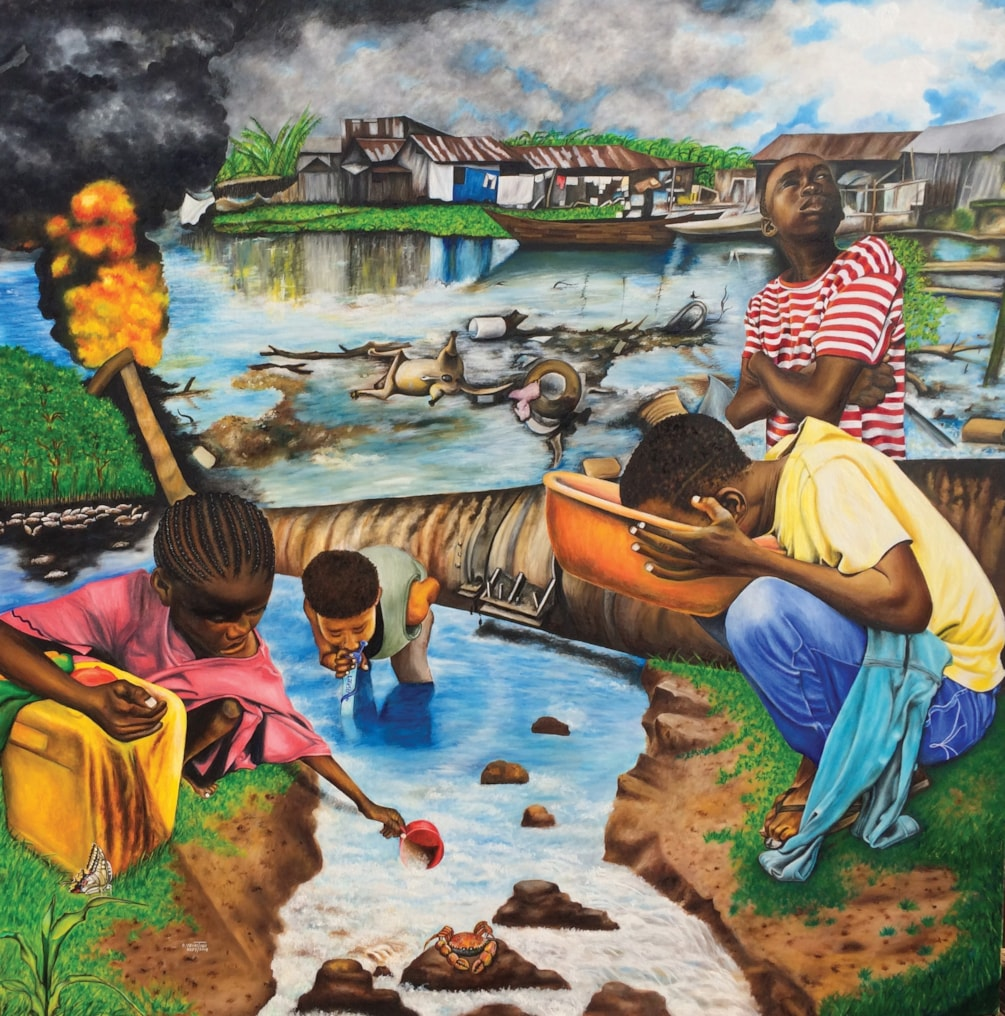 Oil: Africans' Wealth and Woe