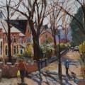 Sunlit Lane, Penarth