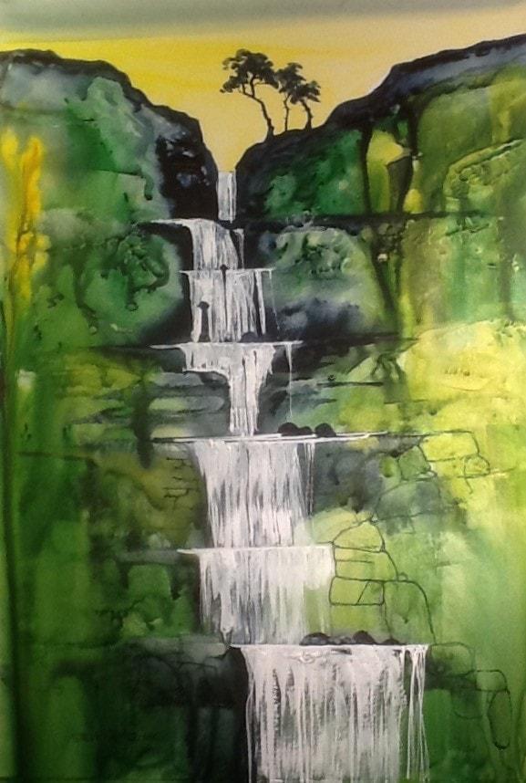 Three pine falls