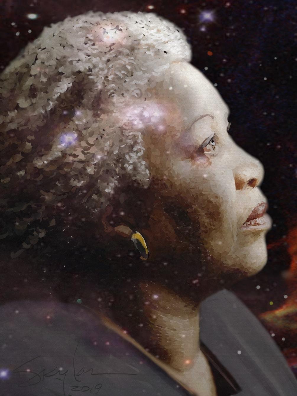 """Toni Morrison """"It Is Enough"""""""
