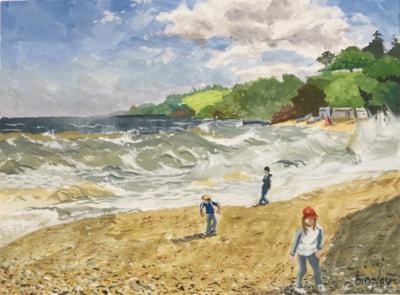 Dorset Seascape