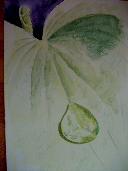 Hosta leaf 2