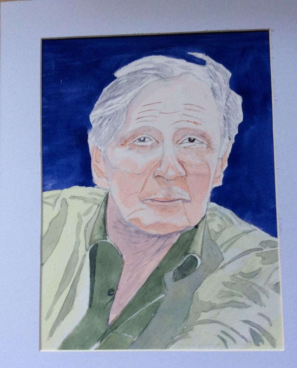 Portrait practice no 1