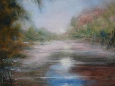 Summer Afternoon Howden Marsh