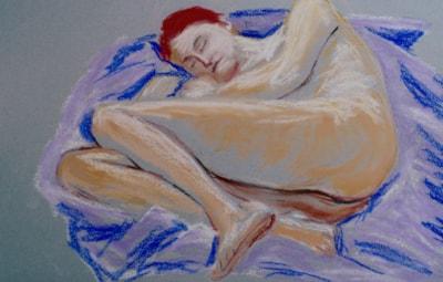 Sylvie in repose