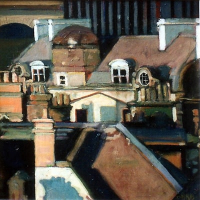Roofs on the Quayside