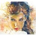 A sunny girl
