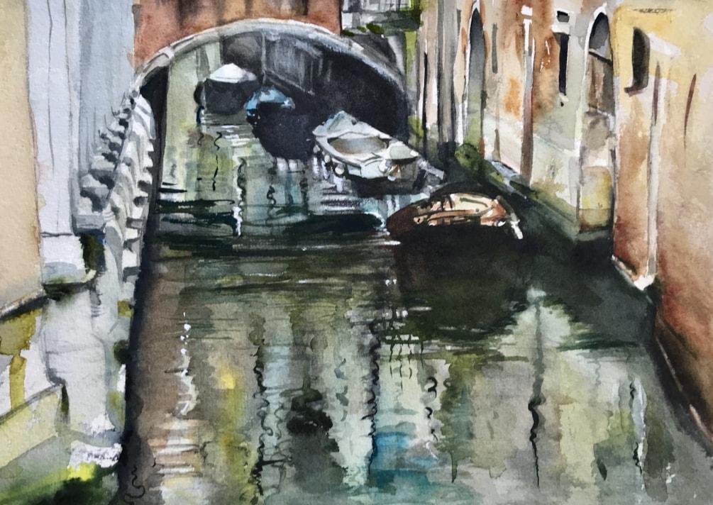 Venice I assume