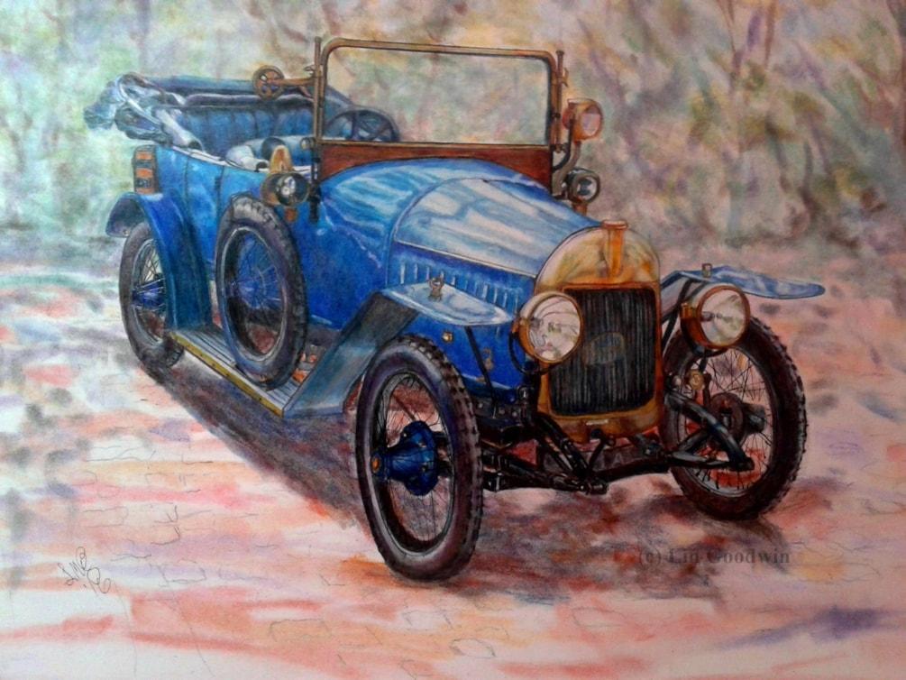 1914 Gregoire