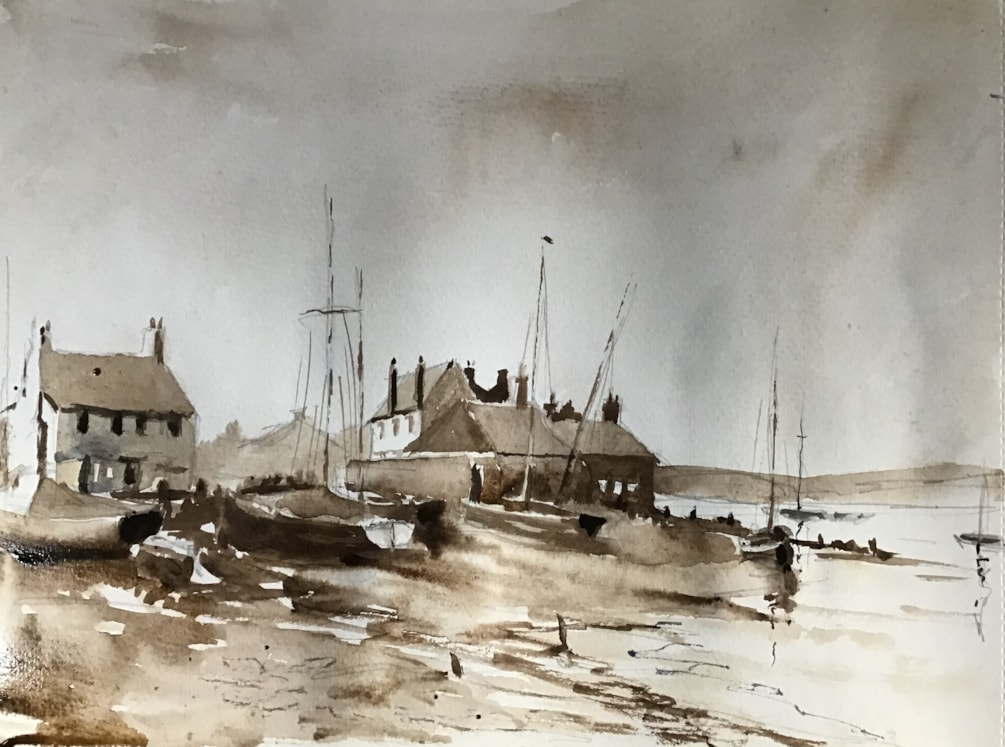 Mudeford after Wesson tonal study