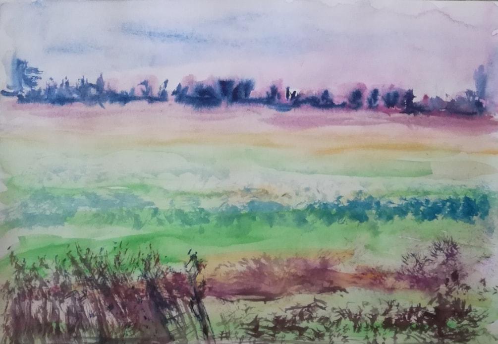 Landscape (quick sketch)