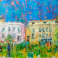 Colours of Cheltenham © SOLD