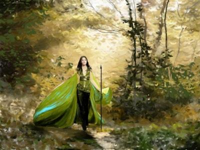 Warrior-Princess, Alexandria Ocasio-Cortez