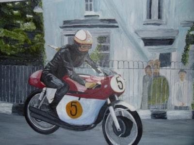 Mike the Bike Hailwood