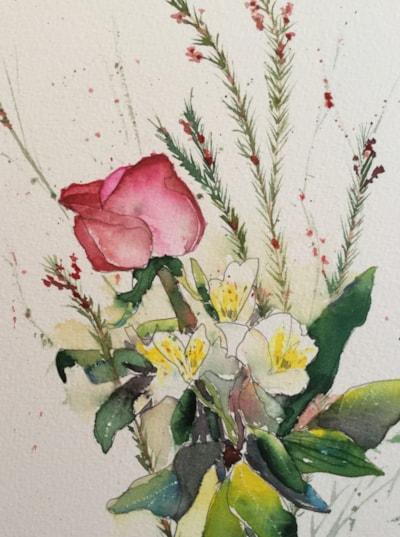 Flower practice