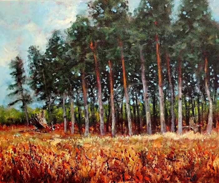 Big Ceder Trees