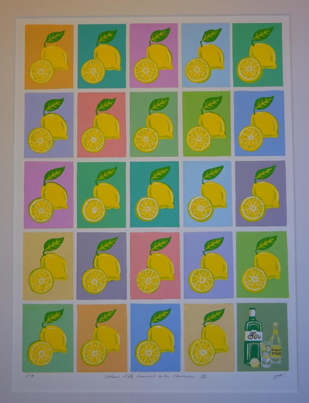 When life hands you lemons IV
