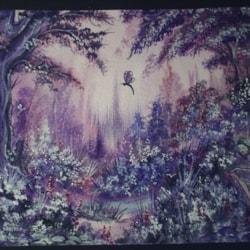 fantasy fairy woodland