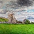Tretower Castle - Powys